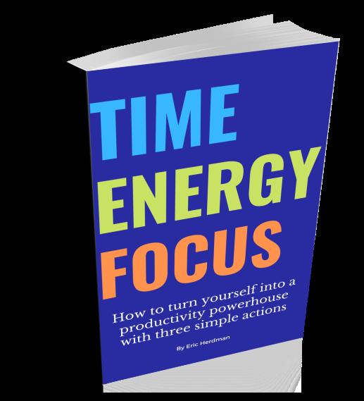 Eric's latest book